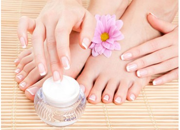 Natural Leigh Intensive Foot Care